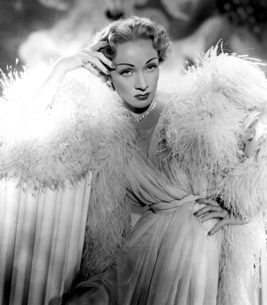 Marlene Dietrich Dior