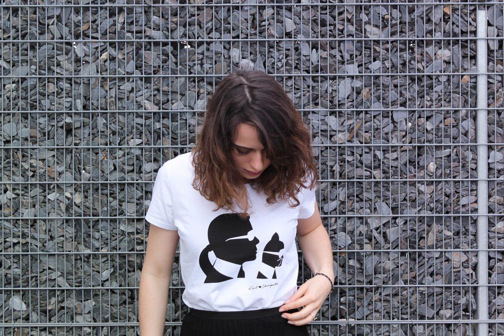 T-shirt Karl Lagerfeld