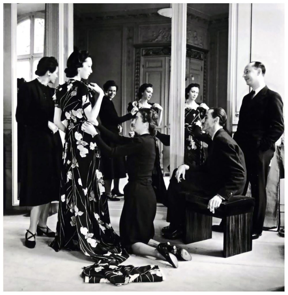 Christian Dior Lucien Lelong